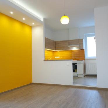 Derű utcai lakás teljes körű felújítása