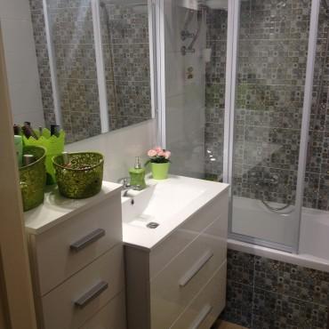 Fürdőszoba teljes körű felújítása